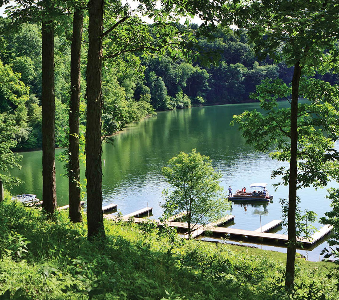 Welcome to a Great Ohio Lodge Property | Burr Oak State Park